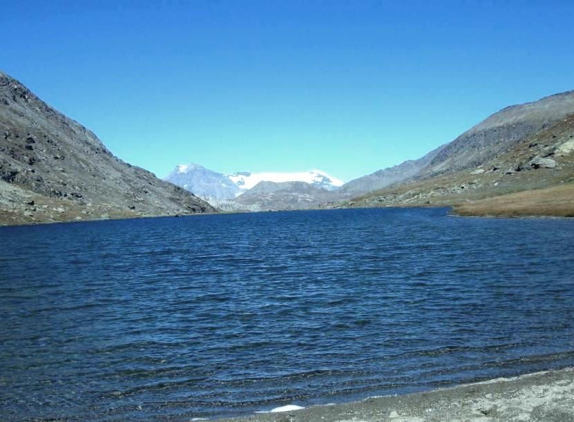Escursione al Lago delle Savine e Col Clapier « Escuriosando Trekking 24e7b73d96f