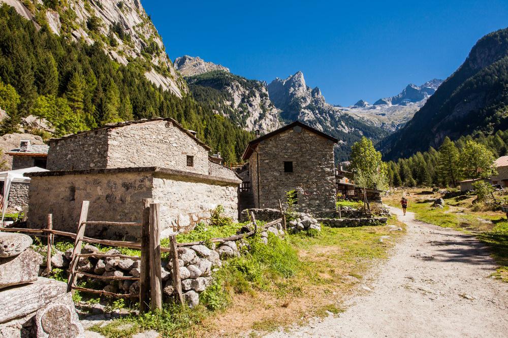 1-3 giugno 2018 – Tre giorni in val di Mello, perla delle Alpi ...