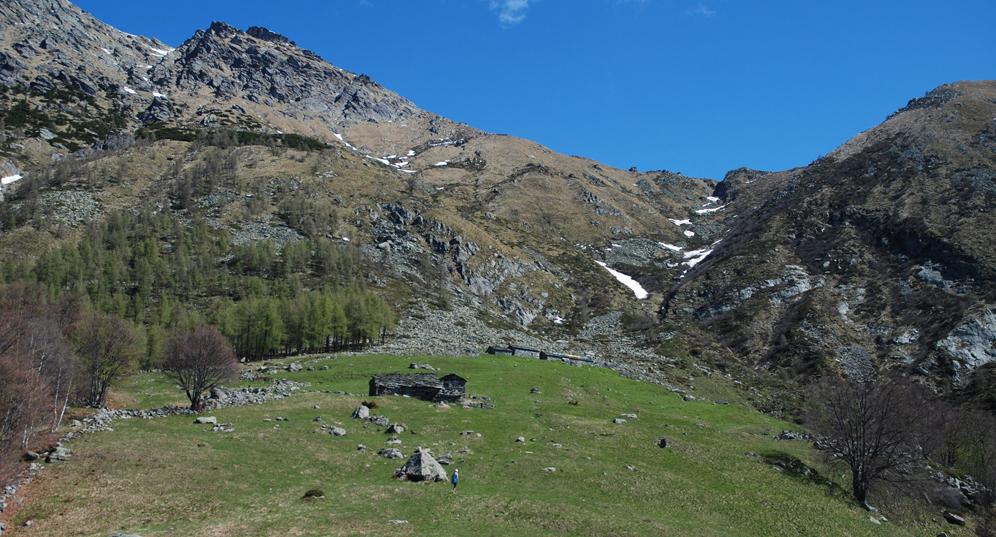 panorama di alpe Attia