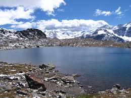 lago della manzina